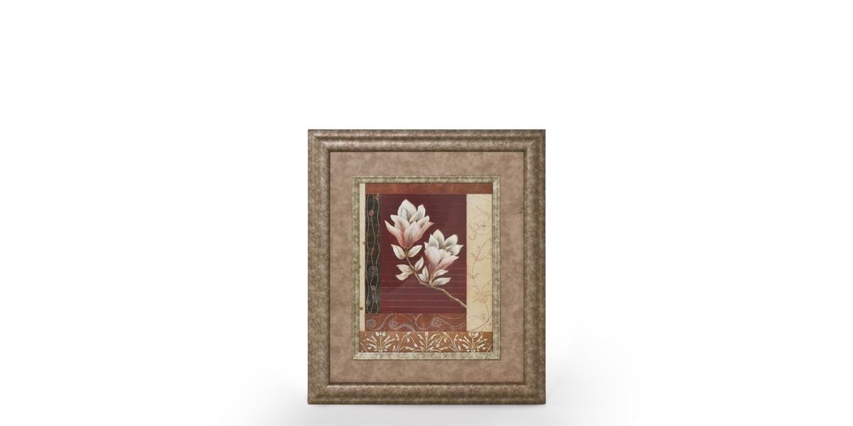"26.25""w x 30.5""h Floral Art ART008035"