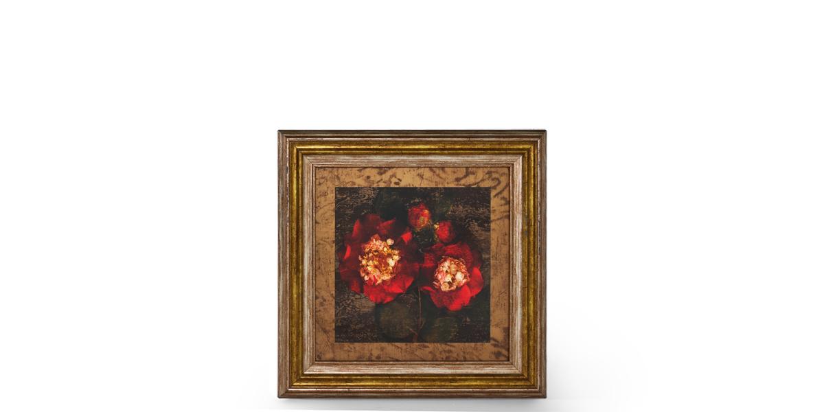 "24.5""w x 29""h Floral Art ART008044"