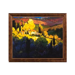 "45""w x 37.5""h Landscape Art ART008299"