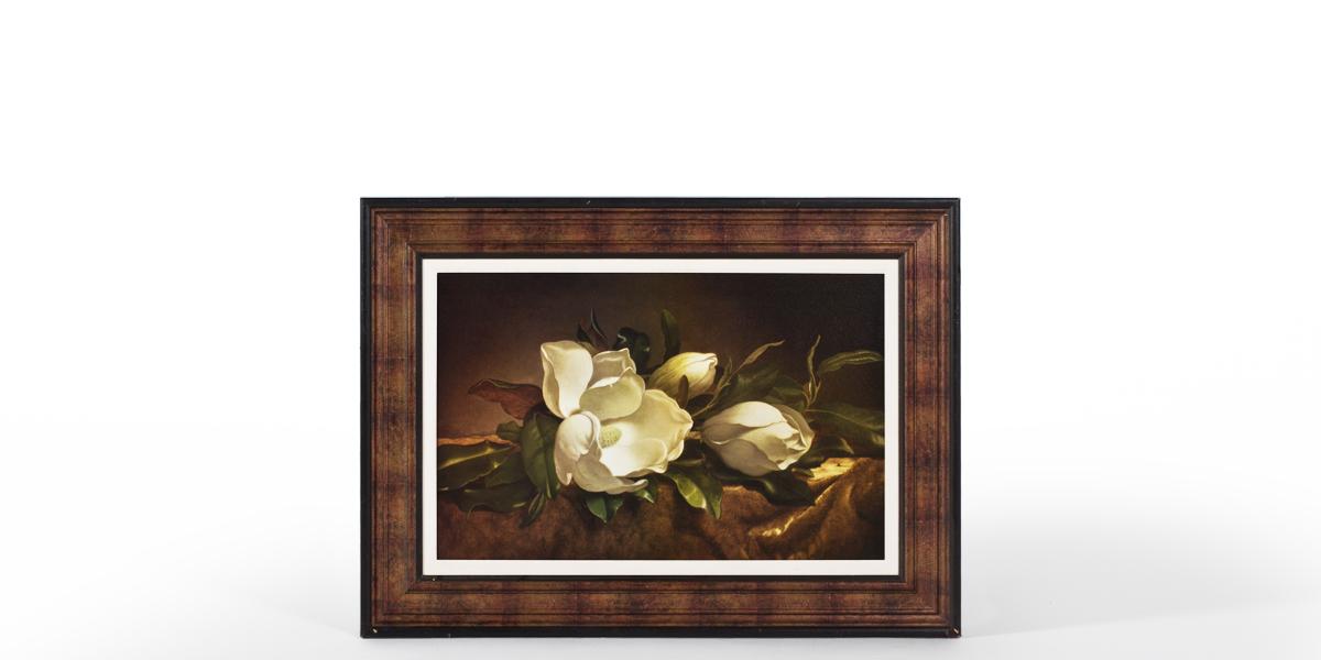 "45""w x 33""h Floral Art ART009474"