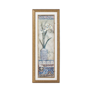 "15""w x 38""h Floral Art ART010078"