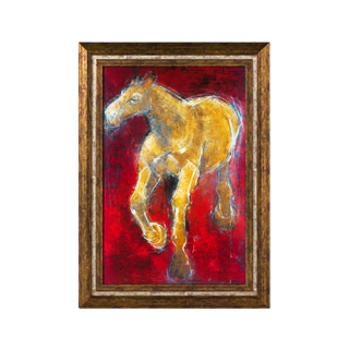"31""w x 42.5""h Animal Art ART010423"