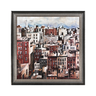 "41.25""w x 42.25""h New York City Art ART010553"