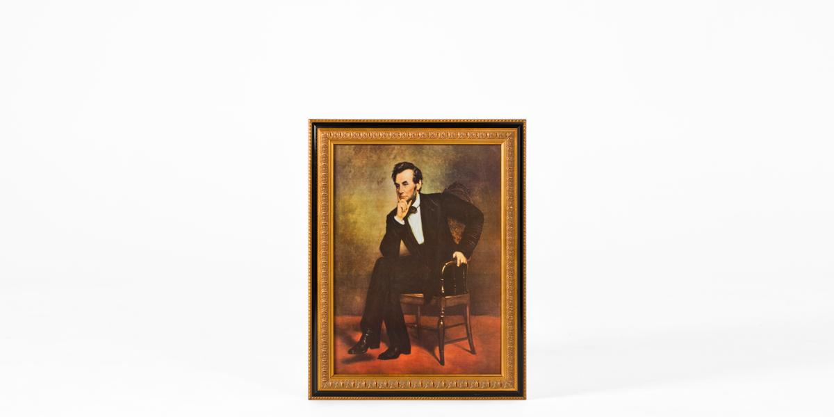 "22""w x 28""h Portrait Art ART010986"