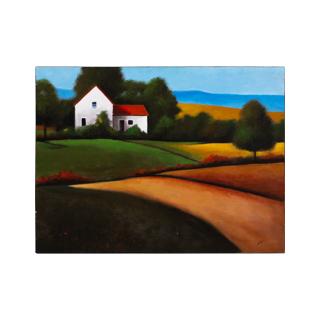 "48""w x 36""h Landscape Art ART011109"