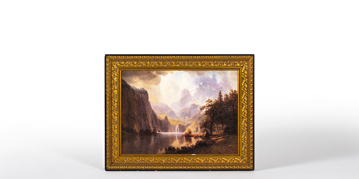 "41""w x 33""h Landscape Art ART011472"