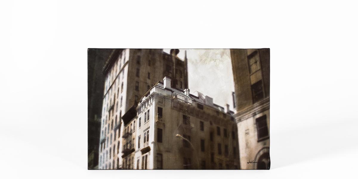 "30""w x 20""h Cityscape Art ART012481"