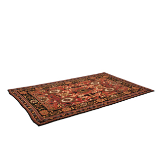 5' x 7' Indian Tapestry Area Rug MIS002446