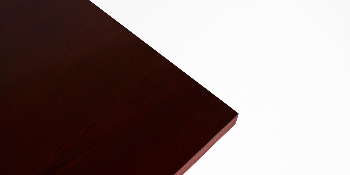 "72""w x 30""d Mahogany Veneer Conference Table TBL013386"