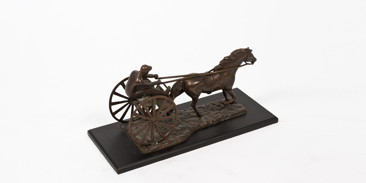 """10""""h Bronze Statue ACC000615"""