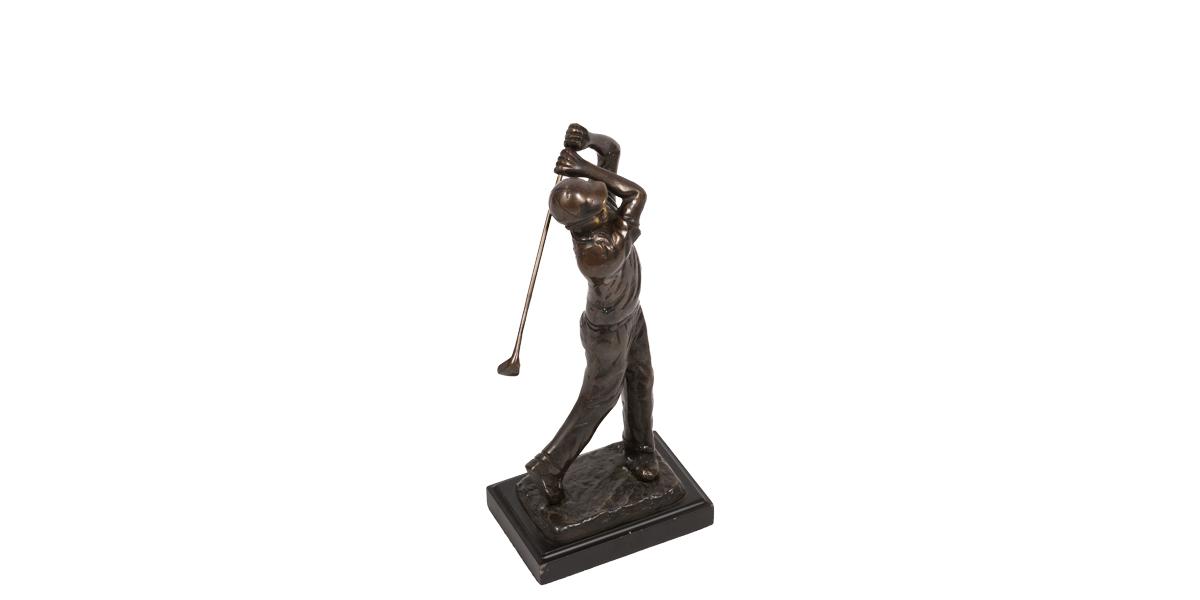"""12""""h Bronze Statue ACC008706"""