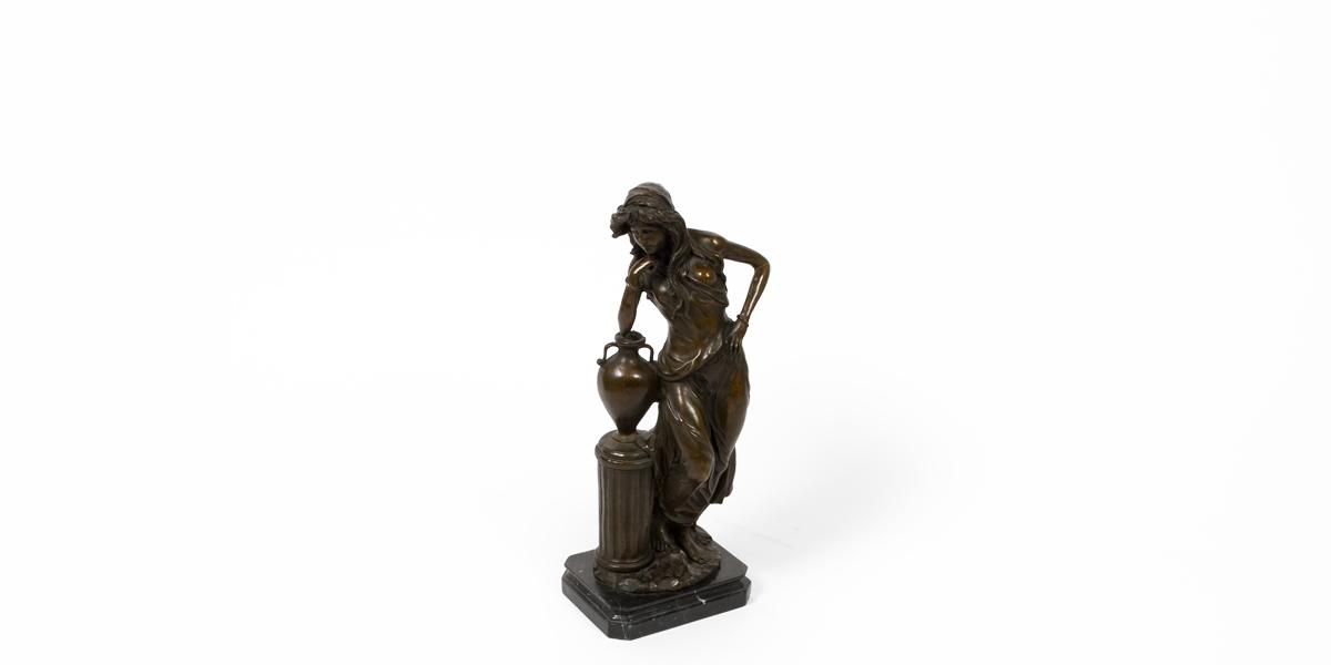 """20""""h Bronze Statue ACC009999"""