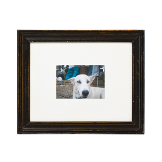 "14""h Wooden Picture Frame ACC012234"