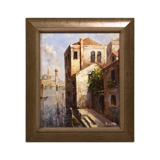 "27.5""w x 31""h Cityscape Art ART001955"