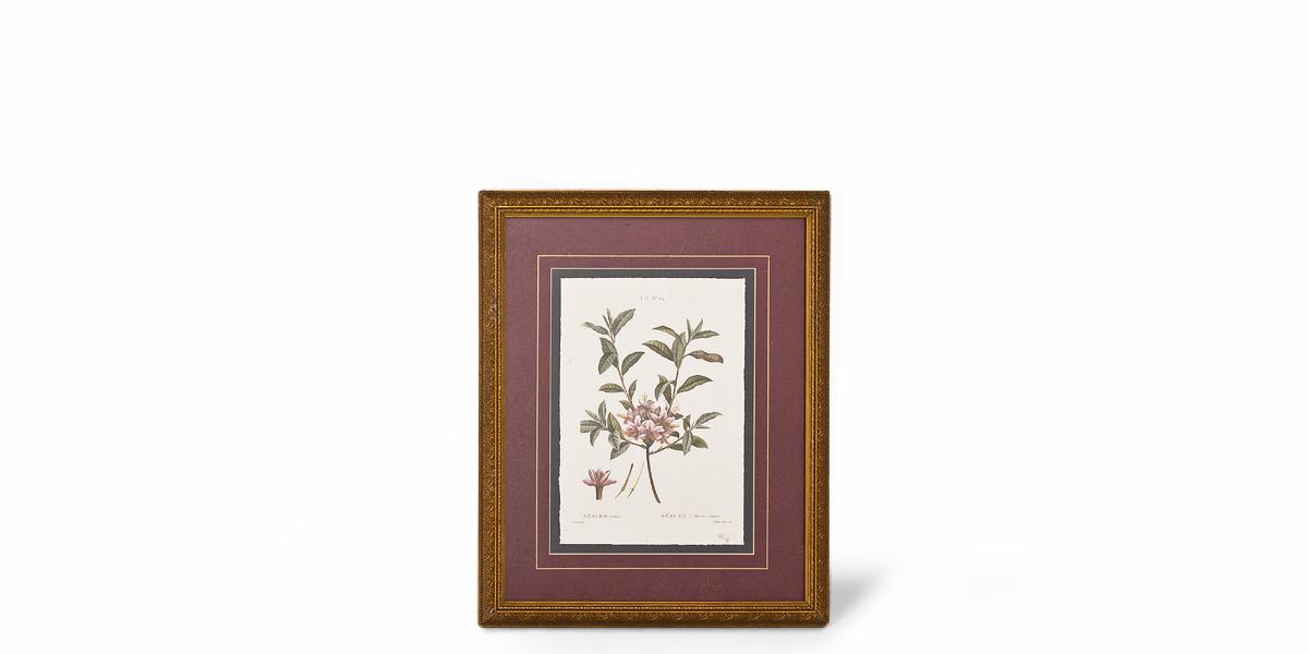 "18.25""w x 22.25""h Floral Art ART002063"