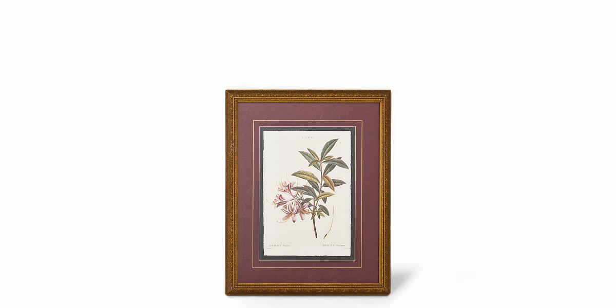 "18.25""w x 22.25""h Floral Art ART002064"
