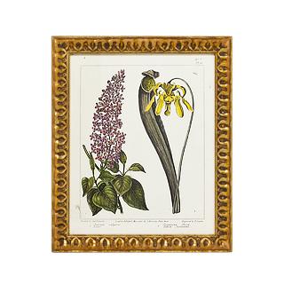 "10.25""w x 12.25""h Floral Art ART002343"