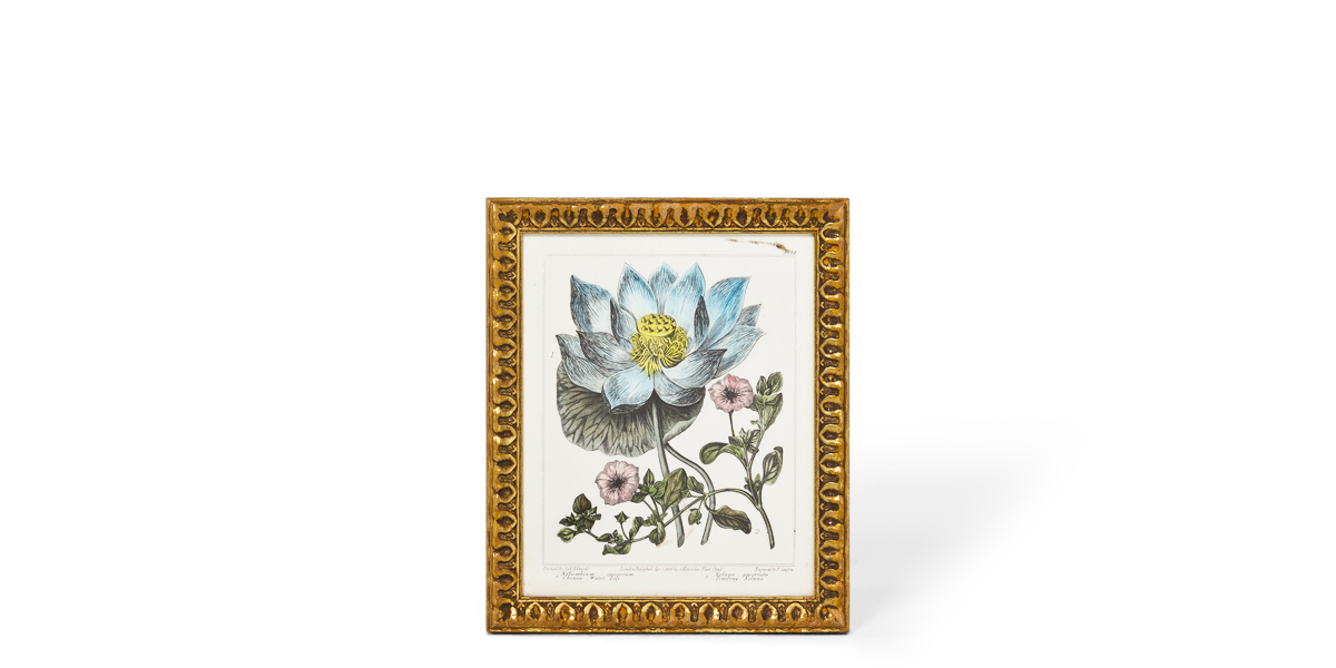 "10.25""w x 12.25""h Floral Art ART002388"