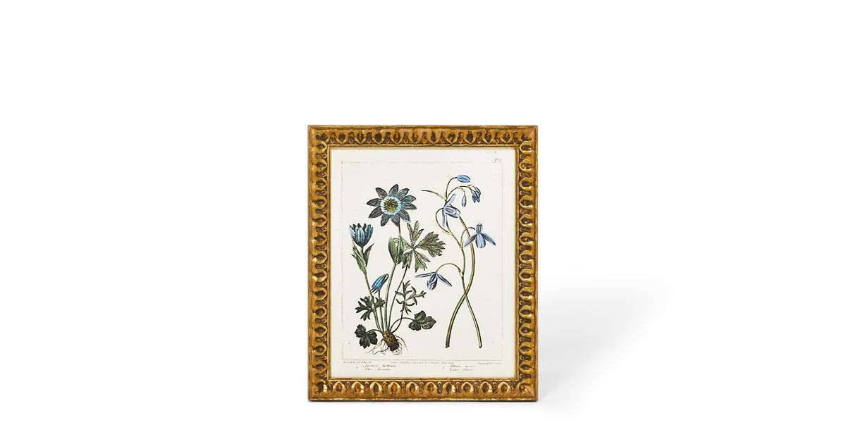 "10.25""w x 12.25""h Floral Art ART002394"