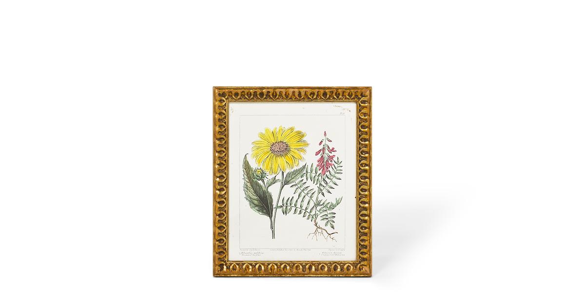 "10.25""w x 12.25""h Floral Art ART005049"