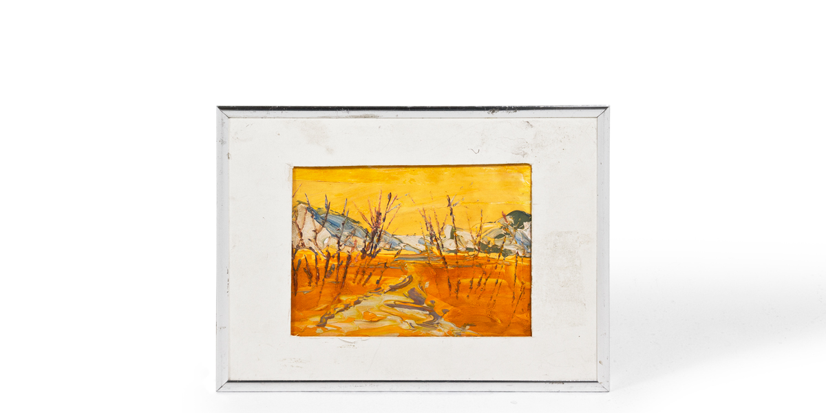 "11.5""w x 9""h Landscape Art ART006104"