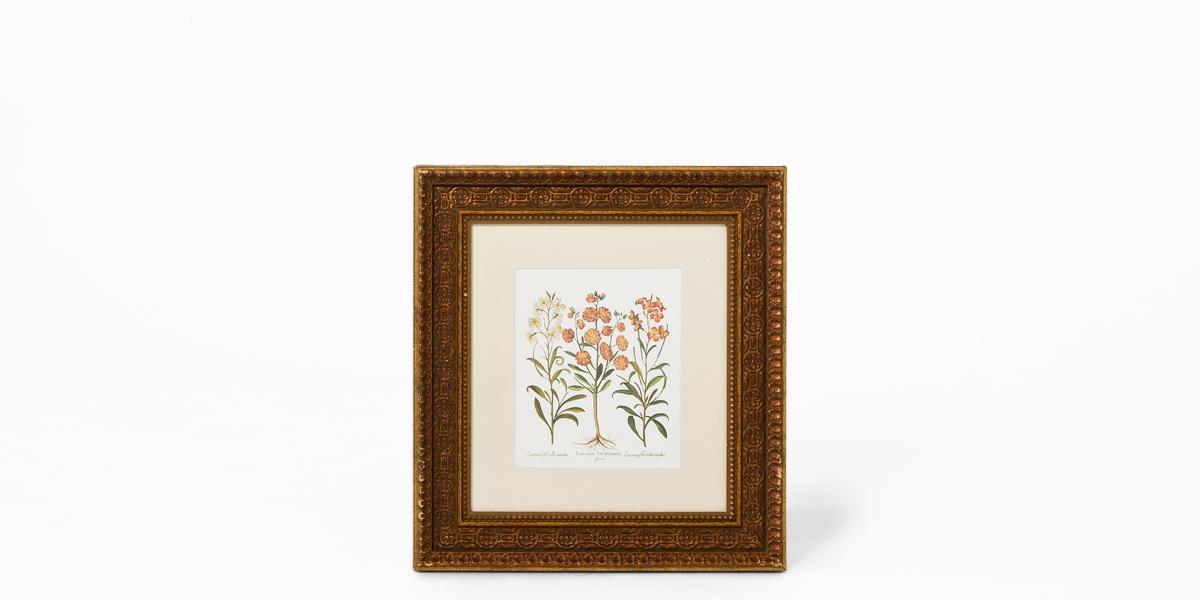 "22.5""w x 24.5""h Floral Art ART007836"