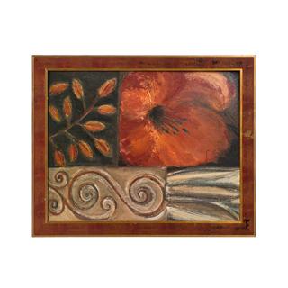 "28""w x 22""h Floral Art ART008251"