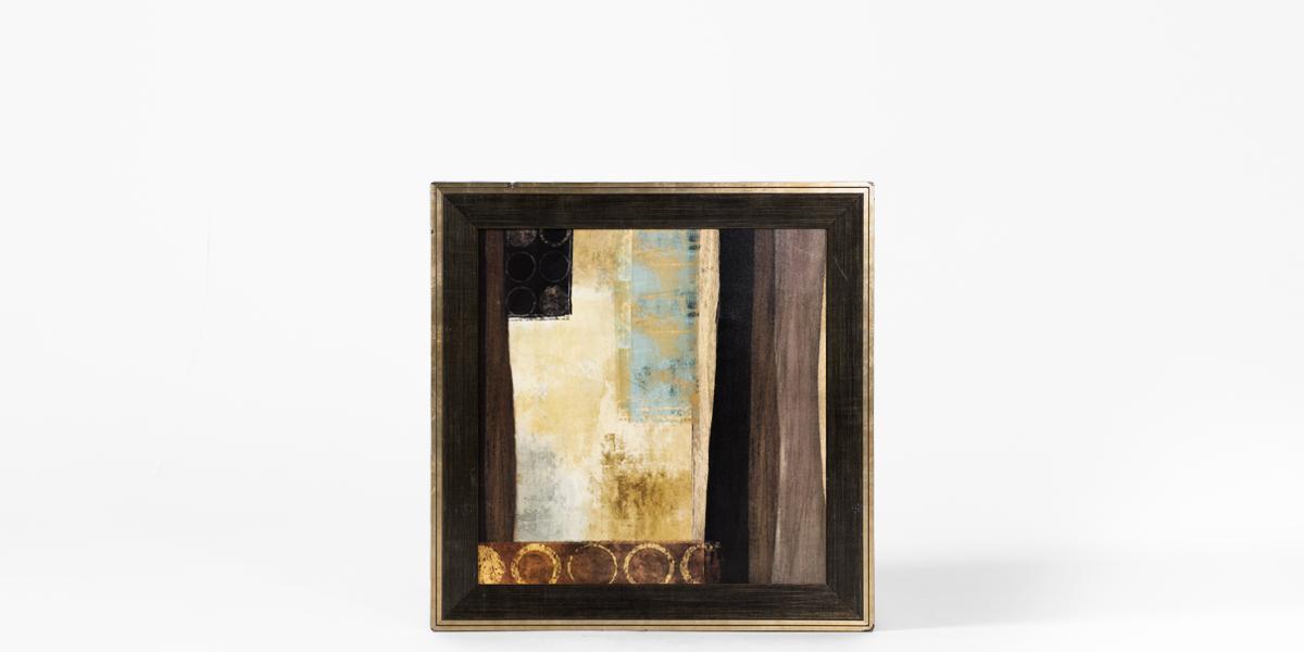 """34""""w x 34""""h Abstract Art ART010990"""