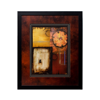 "32""w x 38""h Abstract Art ART011519"