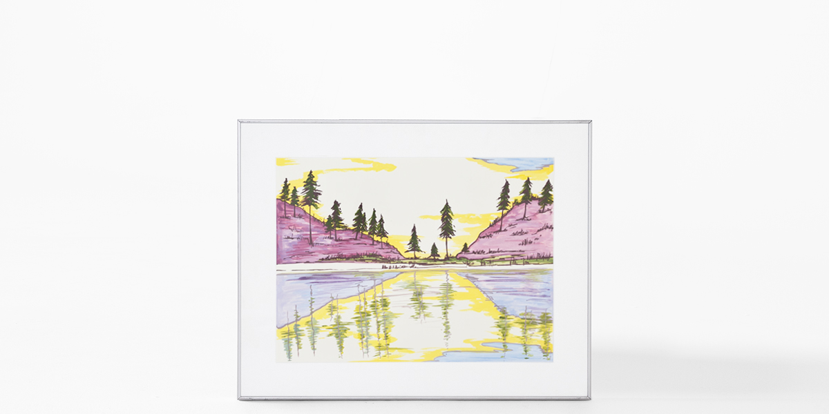 "29.5""w x 24""h Landscape Art ART011587"
