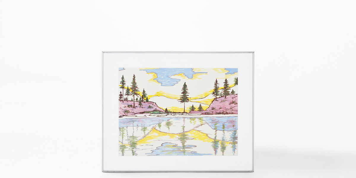 "29.5""w x 24""h Landscape Art ART011588"