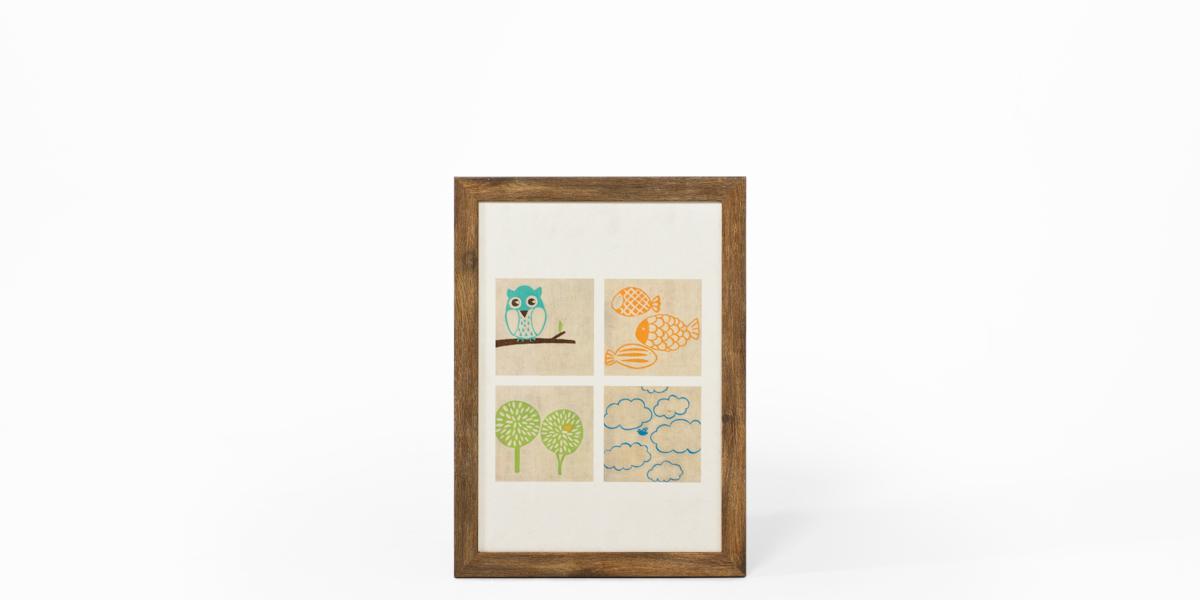 "15""w x 20""h Children's Art ART011867"