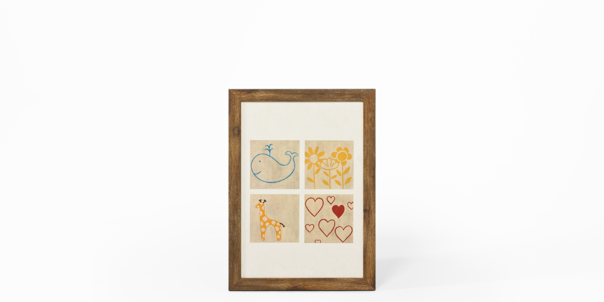 "15""w x 20""h Children's Art ART011868"