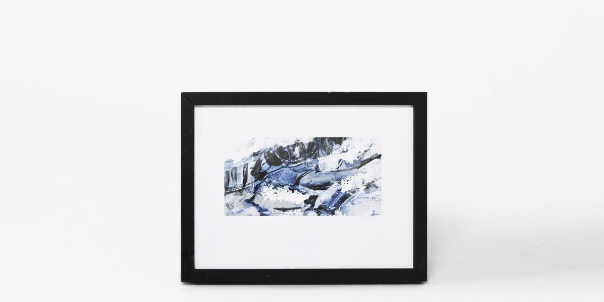 """22""""w x 17""""h Abstract Art ART012310"""