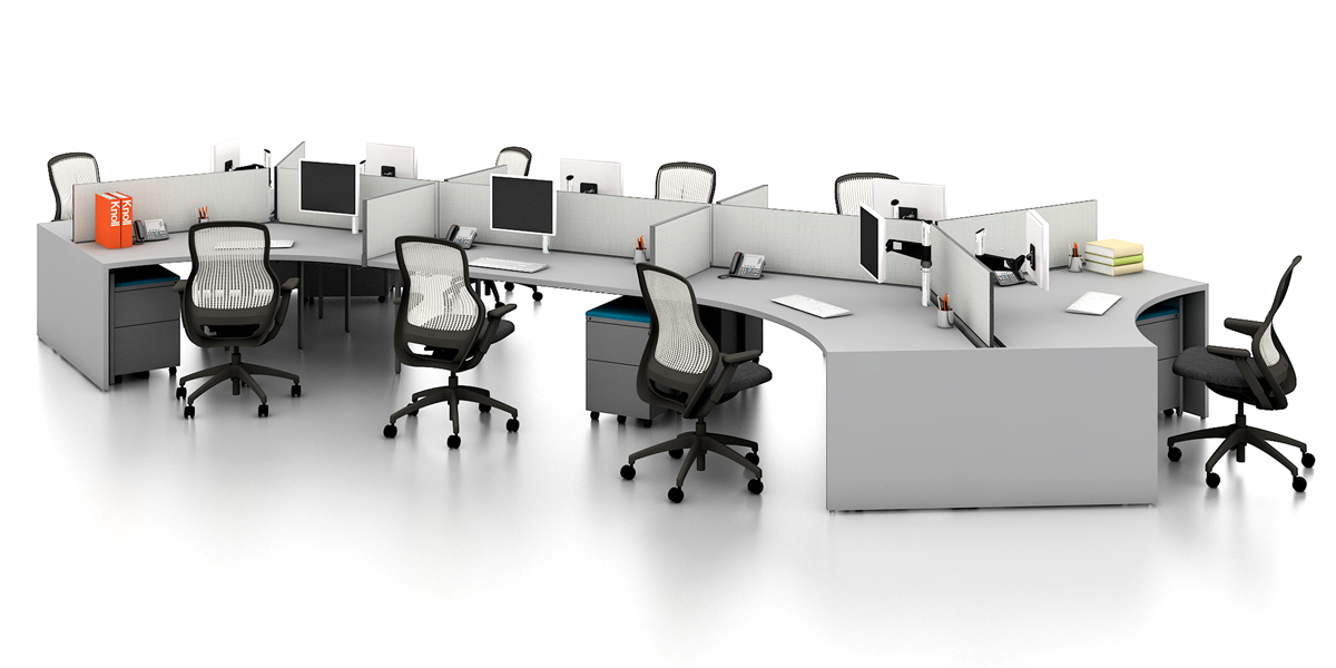 Benching Workstation CL8 - Univision