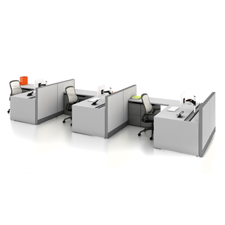 Cubicle + Office Panel Systems
