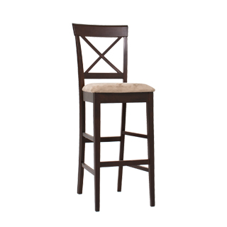 Walnut Bar Stool CHR010193