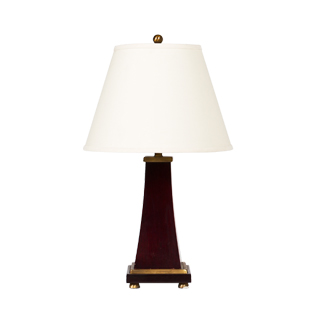 "22""h Black Table Lamp LGT007582"