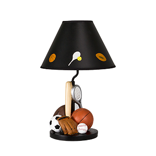 "18""h Kids Table Lamp LGT008963"