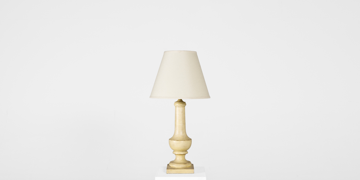 "31""h Ivory Ceramic Table Lamp LGT011849"