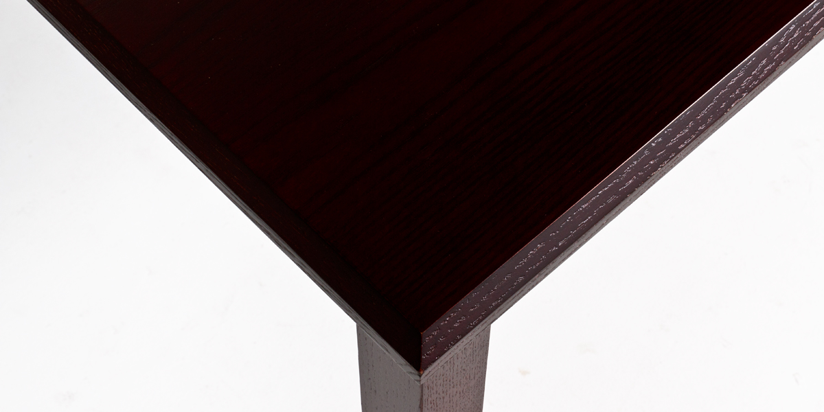 """90""""w x 36""""d Mahogany Lincoln Courtroom Table TBL013286"""