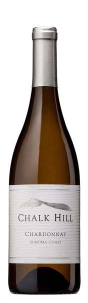 Chalk Hill Sonoma Coast Chardonnay 2012