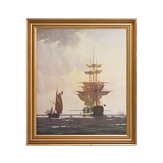 "29""w x 33""h Nautical Art ART001943"