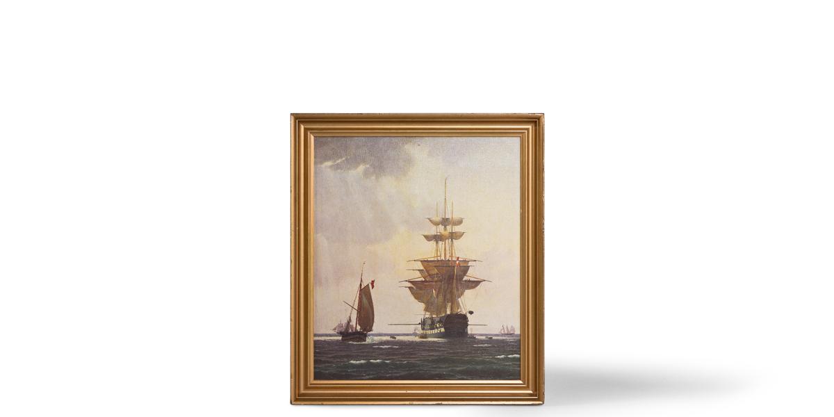 "29""w x 33""h Nautical Art ART001943"
