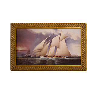 "24.5""w x 38""h Nautical Art ART002268"