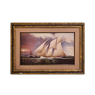 "44.5""w x 31.5""h Nautical Art ART002580"