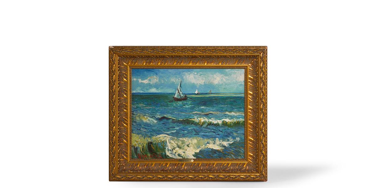 "31""w x 27""h Nautical Art ART007982"