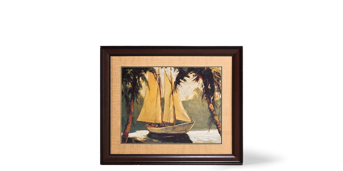 "37""w x 31''h Nautical Art ART008313"