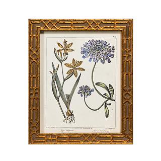 "10""w x 12""h Floral Art ART009489"