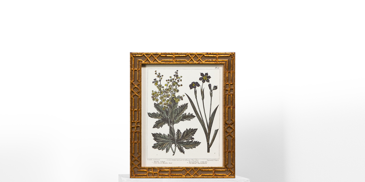 "10""w x 12""h Floral Art ART009493"